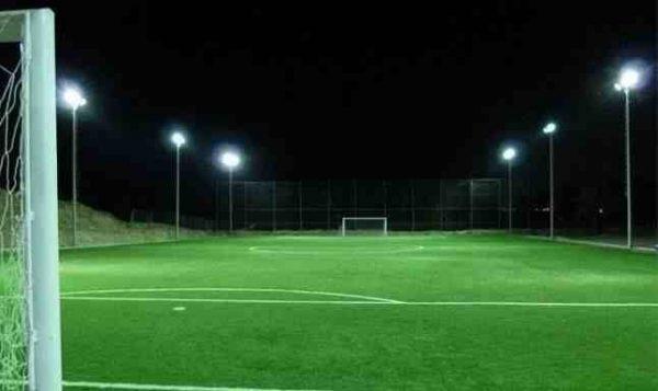 شروط انشاء ملعب كرة قدم